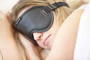 How important sleep is: a magnetic sleep mask relaxes the eyes and calms the mind.  Plus it blocks out all light.